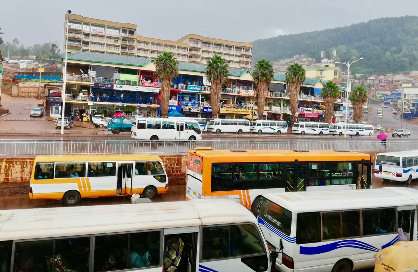 INTRODUCING 2ND GENERATION PUBLIC TRANSPORT SERVICES – KIGALI, RWANDA