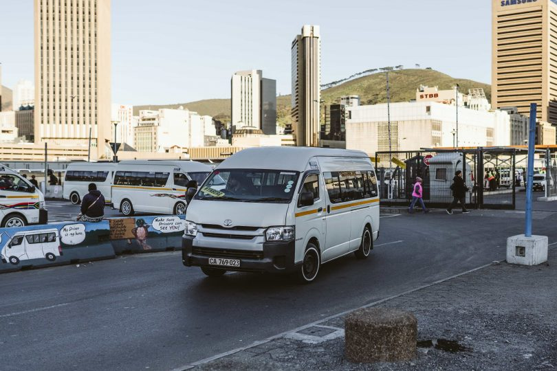 SA MINIBUS TAXI INDUSTRY TOC FORMATION