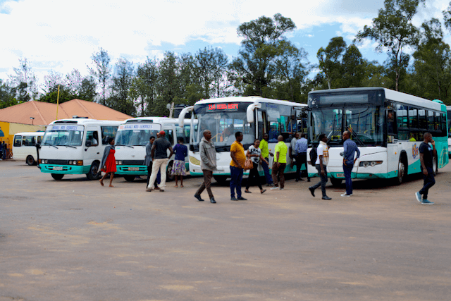 South African Companies Design 2nd Generation Public Transport Contracts for Kigali