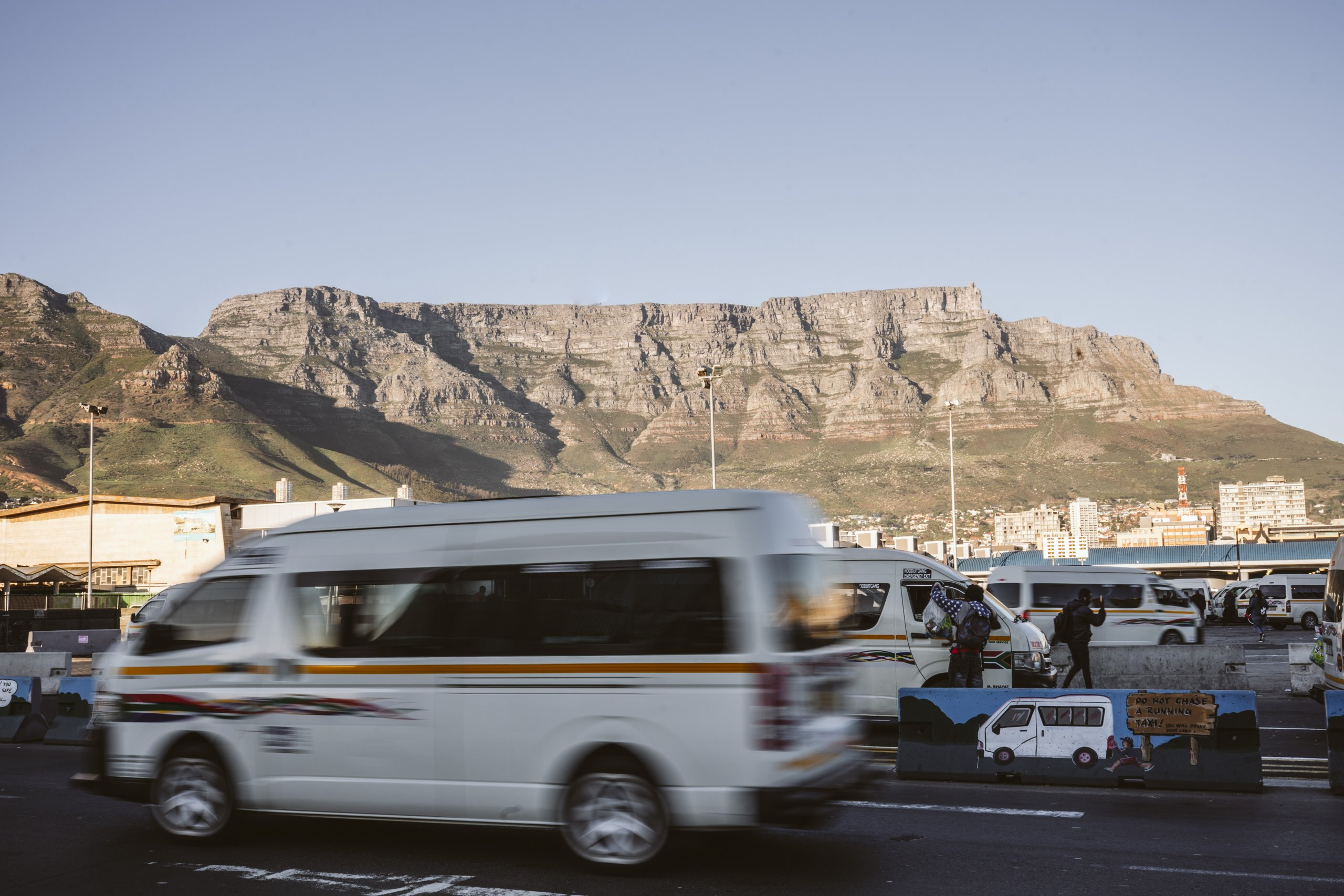 Post lockdown travel demand in South Africa – three plausible futures to prepare for