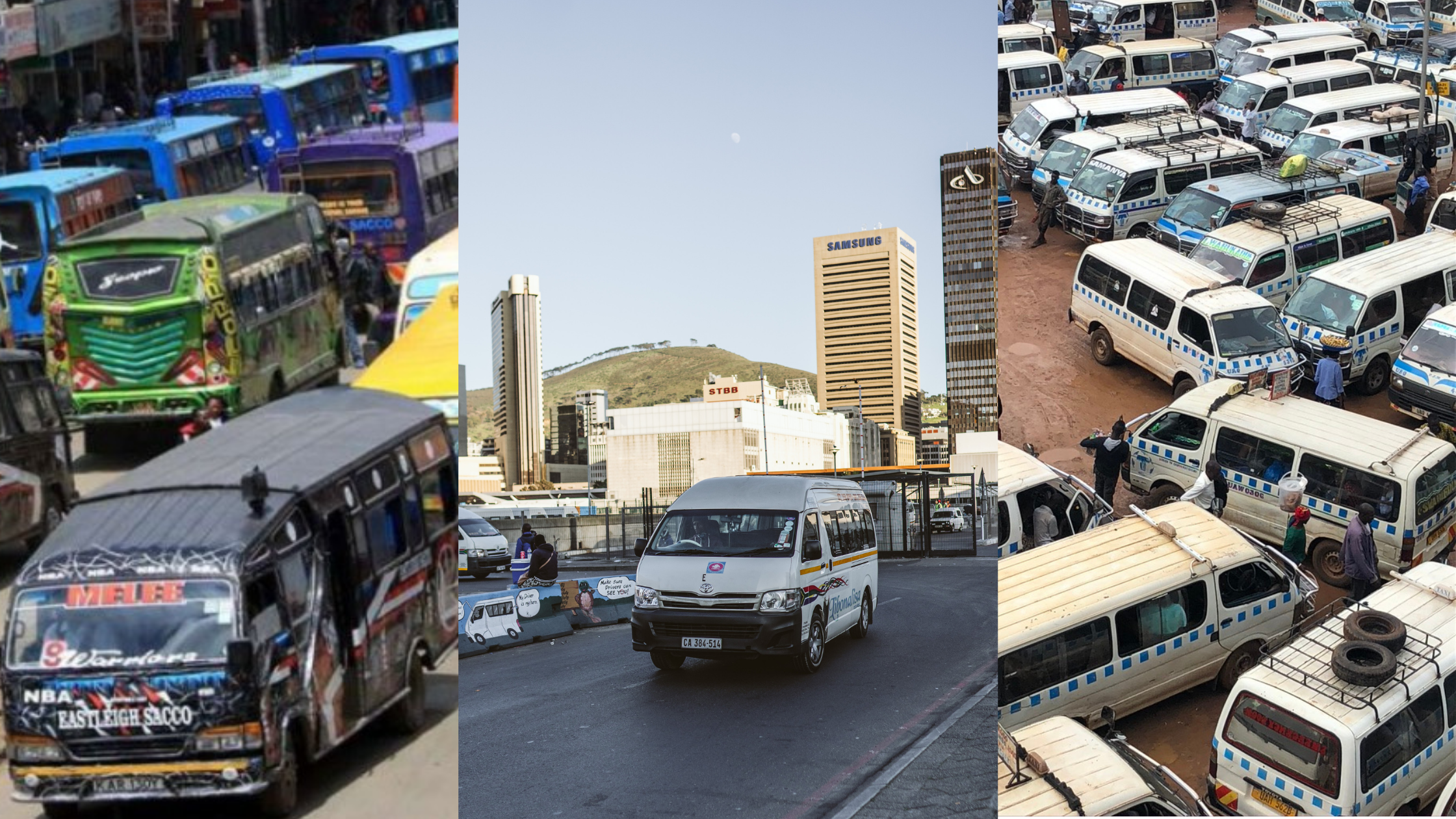 The Case for Investment in the Minibus Taxi Industry in South Africa