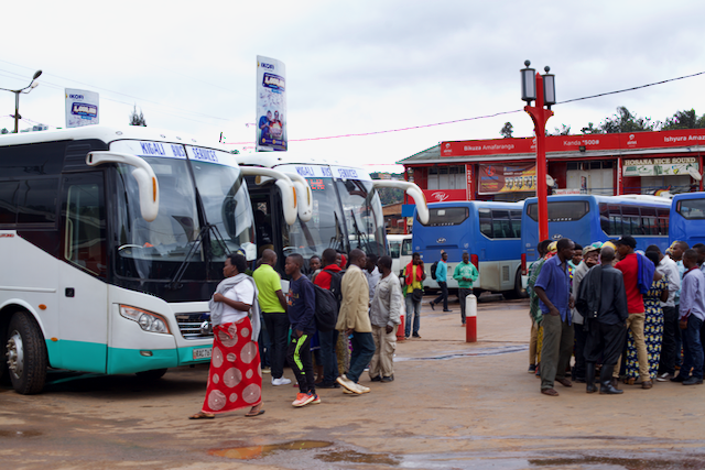 Rwandan Government introduces 29.3bn Rwandan Franc subsidy to ease the burden on hard pressed public transport service providers