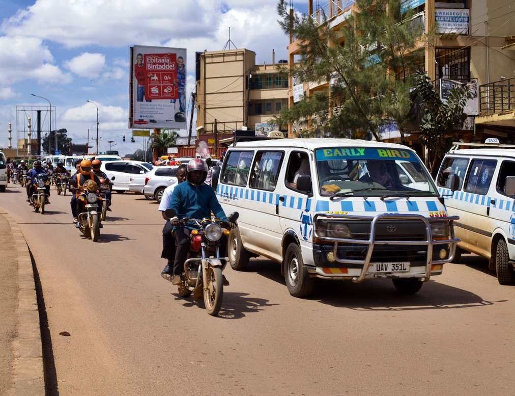 Good news stories on the path to paratransit reform in African cities